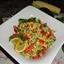 Raw Fiesta Corn Salad