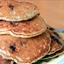 Rich Blueberry Buttermilk Pancakes