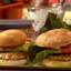 Salmon Burgers with Ginger Mustard Mayonnaise