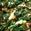 Sauteed Spinach with Parmesan Cheese