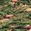 Sesame Garlic Shiitake Green Beans