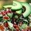 Spicy Quinoa, Cucumber, and Tomato Salad