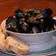 Steamed Mussels a la Caesar