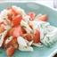 Summer Tomato and Crab Salad
