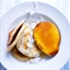 TasteMag: Fluffy coconut crumpets with Mango Brulee