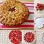 Dessert: Torta di cuori alle fragole