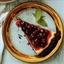 White Chocolate-Cranberry Cheesecake