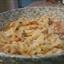 """Zucchini """"Fettuccine"""" With Tomato Sauce"""